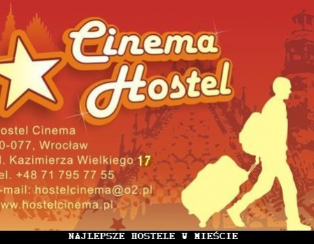 Hostel, Wrocław, HOSTEL CINEMA